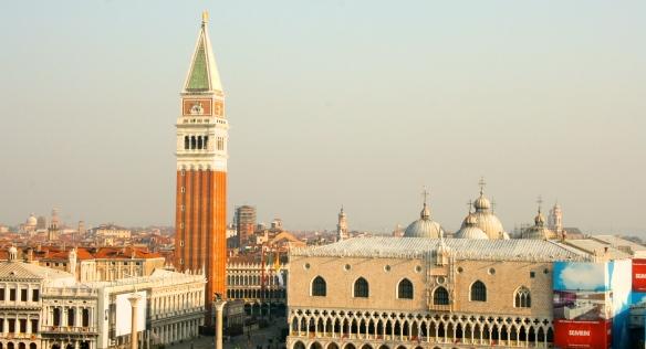 Venecia desde crucero